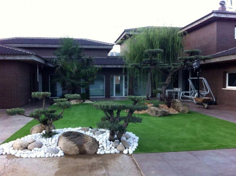 El olivo en la jardiner a macrobonsai olivos centenarios for Un jardin con enanitos