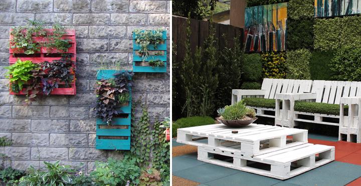 Ideas para jardines dise a de manera econ mica y - Ideas para jardin ...